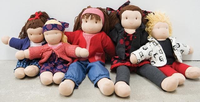 La bambola steineriana